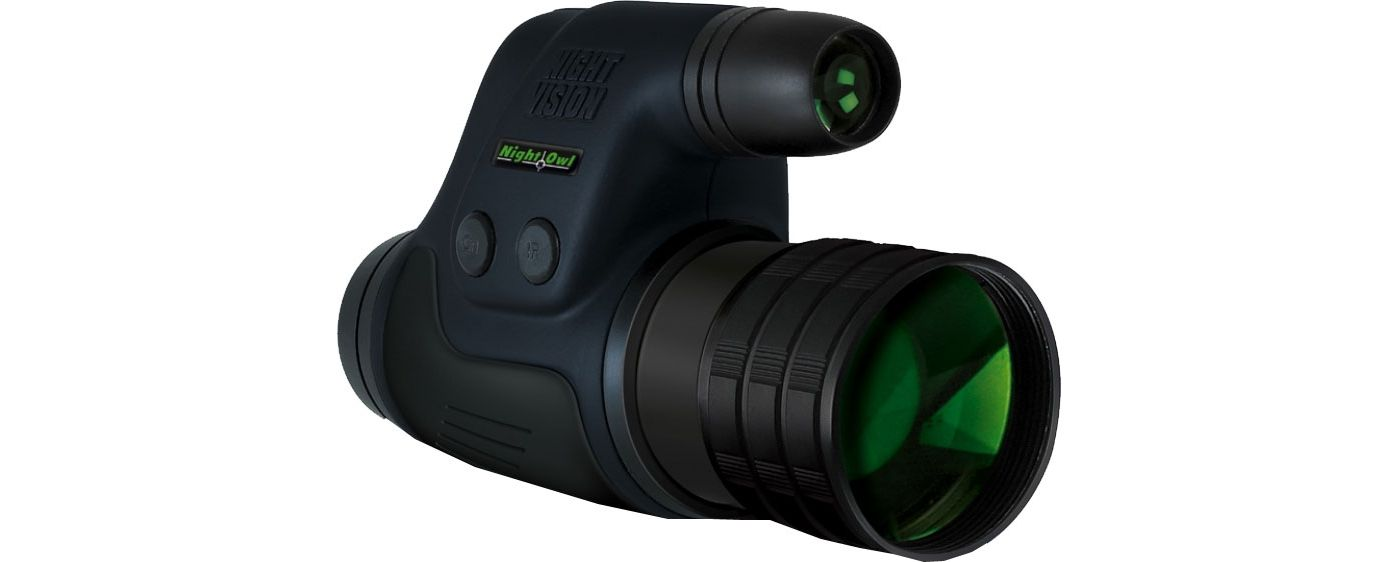 Night Owl Night Vision 3x42 Monocular
