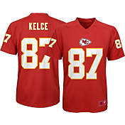 dceff68c Nike Youth Home Game Jersey Kansas City Chiefs Travis Kelce #87 ...