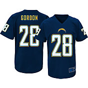 NFL Team Apparel Youth Los Angeles Chargers Melvin Gordon #28 Navy T-Shirt