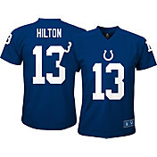 NFL Team Apparel Youth Indianapolis Colts T.Y. Hilton #13 Blue T-Shirt