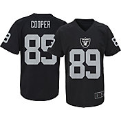NFL Team Apparel Youth Oakland Raiders Amari Cooper #89 Black T-Shirt
