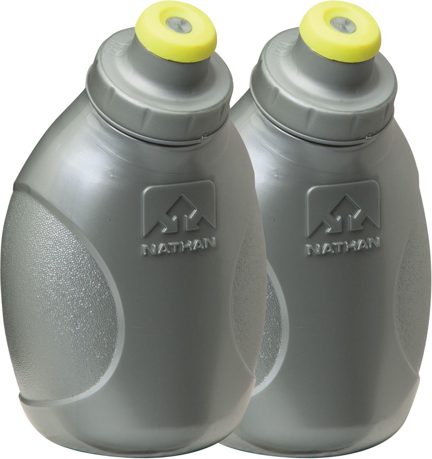 Nathan Tru-Flex 10 oz. Flask 2 Pack
