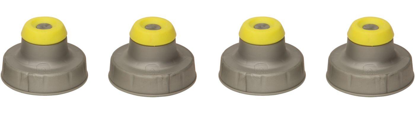 Nathan Push-Pull Caps 4 Pack