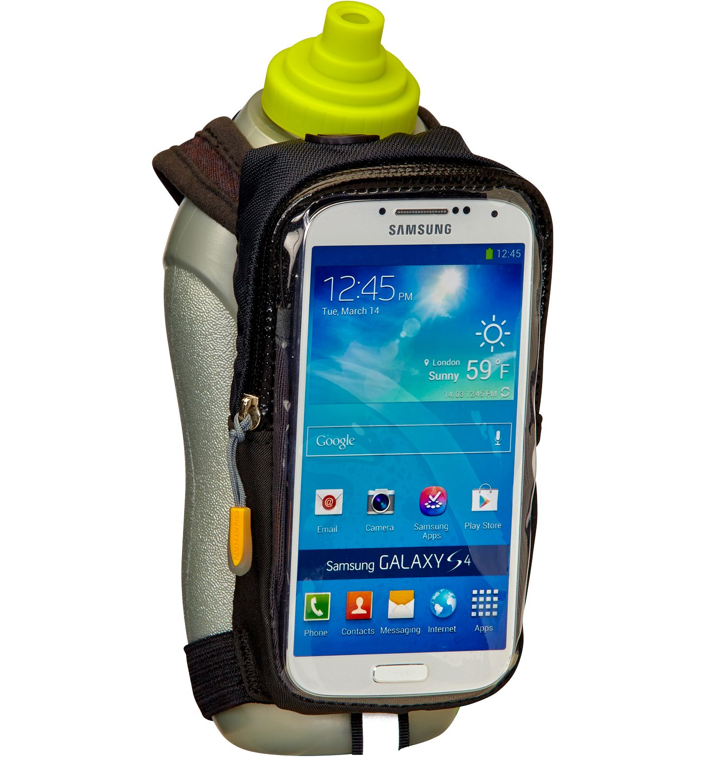 Nathan SpeedView Hydration Flask