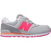 New Balance Kids' Grade School 574 Shoes