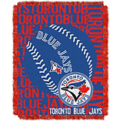 Northwest Toronto Blue Jays Double Play Blanket