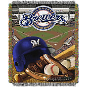 Northwest Milwaukee Brewers Home Field Advantage Blanket