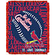 Northwest St. Louis Cardinals Double Play Blanket