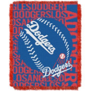 Northwest Los Angeles Dodgers Double Play Blanket