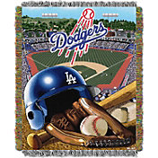 Northwest Los Angeles Dodgers Home Field Advantage Blanket