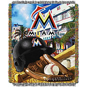 Northwest Miami Marlins Home Field Advantage Blanket