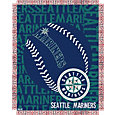 Northwest Seattle Mariners Double Play Blanket