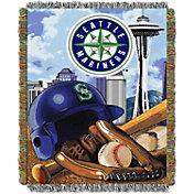 Northwest Seattle Mariners Home Field Advantage Blanket