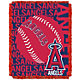Northwest Los Angeles Angels Double Play Blanket
