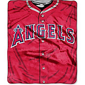Northwest Los Angeles Angels Jersey Raschel Throw Blanket