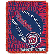 Northwest Washington Nationals Double Play Blanket