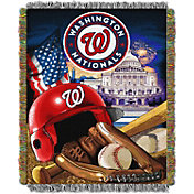 Northwest Washington Nationals Home Field Advantage Blanket