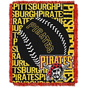 Northwest Pittsburgh Pirates Double Play Blanket