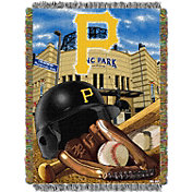 Northwest Pittsburgh Pirates Home Field Advantage Blanket