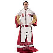 Northwest Cincinnati Reds Uniform Full Body Comfy Throw