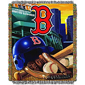 Northwest Boston Red Sox Home Field Advantage Blanket