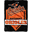 Northwest Baltimore Orioles Home Plate Blanket
