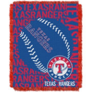Northwest Texas Rangers Double Play Blanket