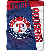 Northwest Texas Rangers Strike Raschel Throw Blanket