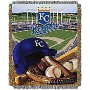 Northwest Kansas City Royals Tapestry Throw