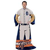 Northwest Detroit Tigers Uniform Full Body Comfy Throw