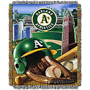 Northwest Oakland Athletics Home Field Advantage Blanket