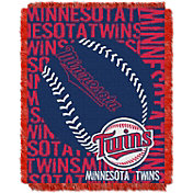 Northwest Minnesota Twins Double Play Blanket