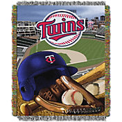 Northwest Minnesota Twins Home Field Advantage Blanket