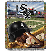 Northwest Chicago White Sox Home Field Advantage Blanket