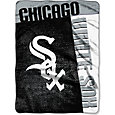 Northwest Chicago White Sox Strike Raschel Throw Blanket