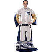 Northwest New York Yankees Uniform Full Body Comfy Throw