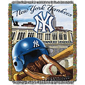 Northwest New York Yankees Home Field Advantage Blanket