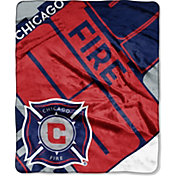 Northwest Chicago Fire Scramble Throw Blanket