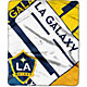 Northwest Los Angeles Galaxy Scramble Throw Blanket
