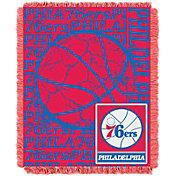 Northwest Philadelphia 76ers Double Play Blanket