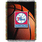 Northwest Philadelphia 76ers Photo Real Throw Blanket