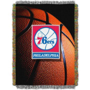 Northwest Philadelphia 76ers Photo Real Throw Blanket