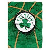 Northwest Boston Celtics Raschel Shadow Play Blanket