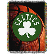 Northwest Boston Celtics Photo Real Throw Blanket