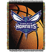 Northwest Charlotte Hornets Photo Real Throw Blanket