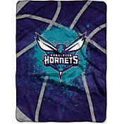 Northwest Charlotte Hornets Shadow Play Blanket
