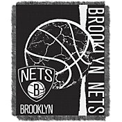 Northwest Brooklyn Nets Double Play Blanket