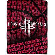 Northwest Houston Rockets Redux Micro Raschel Throw Blanket