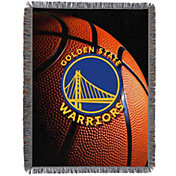 Northwest Golden State Warriors Photo Real Throw Blanket