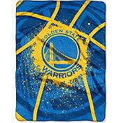 Northwest Golden State Warriors Shadow Play Blanket